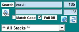 Full DB Search